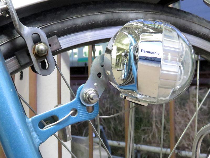 自転車LED2